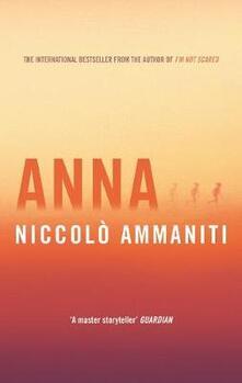 Anna - Niccolo Ammaniti - cover