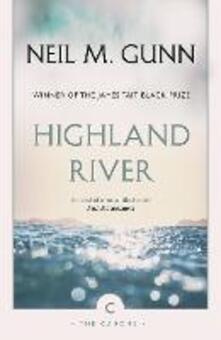 Highland River - Neil M. Gunn - cover