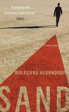 Sand - Wolfgang Herrndorf - cover