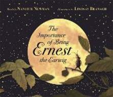 The Importance of Being Ernest the Earwig - Nanette Newman - cover