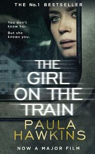 Libro in inglese The Girl on the Train (Film Tie In)  - Paula Hawkins