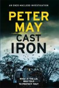 Libro in inglese Cast Iron  - Peter May