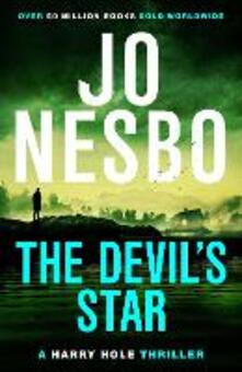 The Devil's Star: Harry Hole 5 - Jo Nesbo - cover