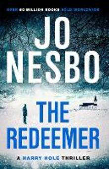 The Redeemer: Harry Hole 6 - Jo Nesbo - cover