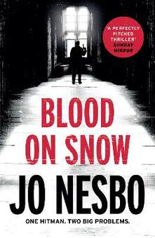 Blood on Snow - Jo Nesbo - cover