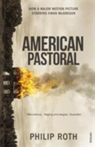 American Pastoral - Philip Roth - cover