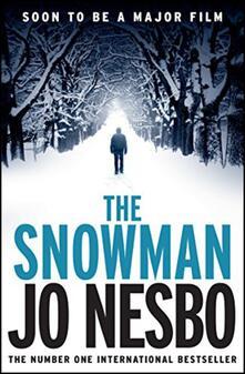 The Snowman: Harry Hole 7 - Jo Nesbo - cover