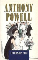 Libro in inglese Afternoon Men Anthony Powell
