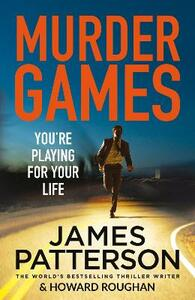 Murder Games - James Patterson - cover