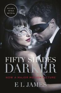 Libro in inglese Fifty Shades Darker: Official Movie Tie-in Edition, Includes Bonus Material  - E. L. James