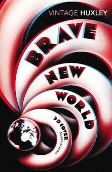 Brave New World: Special 3D Edition - Aldous Huxley - cover