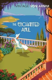 The Enchanted April - Elizabeth von Arnim - cover