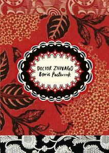 Doctor Zhivago - Boris Pasternak - cover