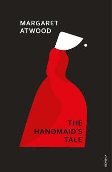 The Handmaid's Tale - Margaret Atwood - cover