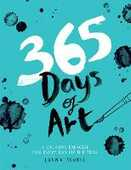 Libro in inglese 365 Days of Art: A creative exercise for every day of the year Lorna Scobie