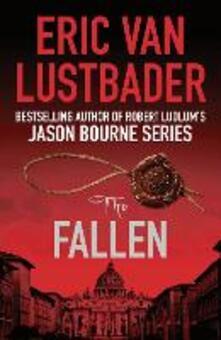The Fallen - Eric Van Lustbader - cover
