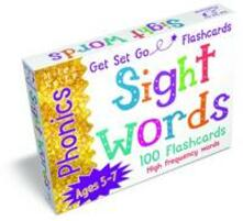 Get Set Go Phonics Flashcards: Sight Words - Fran Bromage - cover