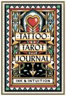 Tattoo Tarot Journal - Diana McMahon Collis - cover