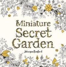 Miniature Secret Garden - Johanna Basford - cover