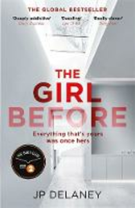 Libro in inglese The Girl Before  - J. P. Delaney