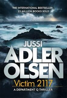 Victim 2117: Department Q 8 - Jussi Adler-Olsen - cover