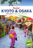 Libro in inglese Pocket Kyoto & Osaka Lonely Planet