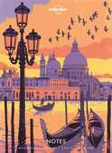 Libro in inglese Lonely Planet Notebook with Illustrated Cover - Europe Lonely Planet