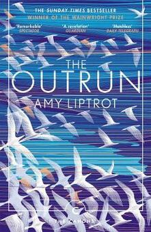 The Outrun - Amy Liptrot - cover
