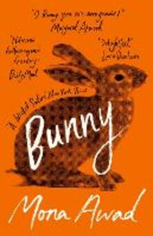 Bunny - Mona Awad - cover