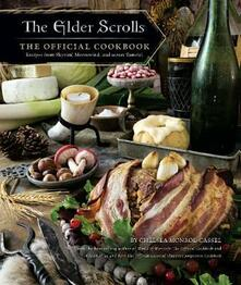 The Elder Scrolls: The Official Cookbook - Chelsea Monroe-Cassel - cover