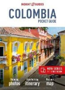 Insight Guides Pocket Colombia  (Travel Guide eBook) - Insight Guides - cover