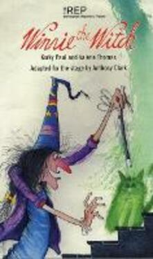 Winnie the Witch - Anthony Clark,Paul Korky,Valerie Thomas - cover