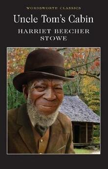 Uncle Tom's Cabin - Harriet Beecher Stowe - cover