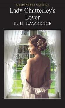 Lady Chatterley's Lover - D. H. Lawrence - cover
