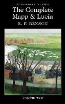 The Complete Mapp & Lucia: Volume Two - E. F. Benson - cover