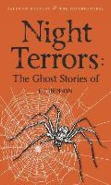 Night Terrors: The Ghost Stories of E.F. Benson - E. F. Benson - cover