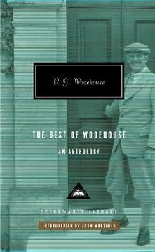 The Best of Wodehouse - P. G. Wodehouse - cover