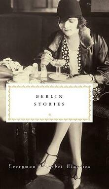 Berlin Stories - Philip Hensher - cover
