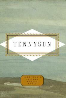 Tennyson Poems - Alfred Lord Tennyson - cover
