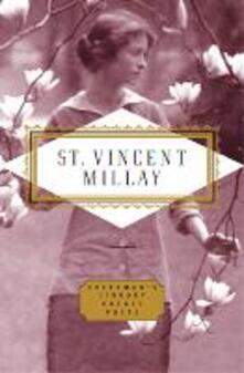 Poems: Edna St Vincent Millay - Edna St. Vincent Millay - cover