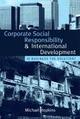 Corporate Social Respons