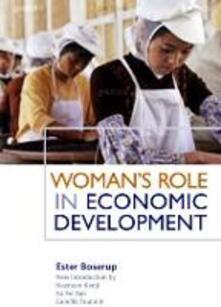 Woman's Role in Economic Development - Ester Boserup,Su Fei Tan,Camilla Toulmin - cover