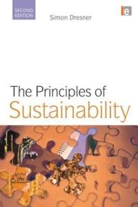 The Principles of Sustainability - Simon Dresner - cover