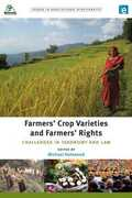 Libro in inglese Farmers' Crop Varieties and Farmers' Rights: Challenges in Taxonomy and Law