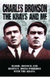 Libro inglese The Krays and Me Charles Bronson , Stephen Richards