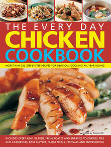 Every Day Chicken Cookbook - cover