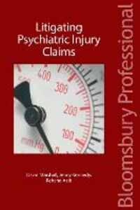 Foto Cover di Litigating Psychiatric Injury Claims, Libro inglese di AA.VV edito da Bloomsbury Publishing PLC