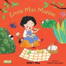 Little Miss Muffet - cover