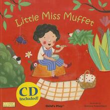 Little Miss Muffet - cover