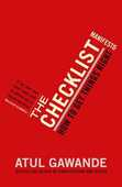 Libro in inglese The Checklist Manifesto: How To Get Things Right Atul Gawande
